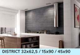 DISTRICT 32x62,5 / 15x90 / 45x90